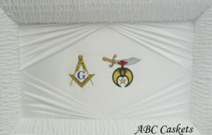 Mason and Shriner symbols